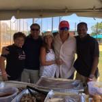 VIP Tent with Chef Bob Solarski